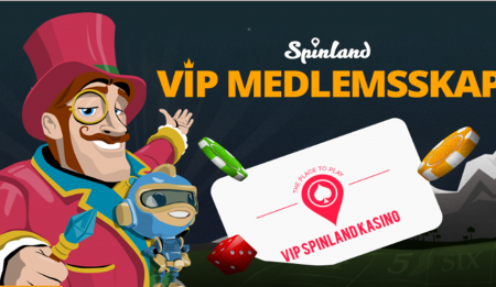 vip program hos spinland casino