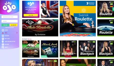 spillutvalget til playojo casino holder bra nivå