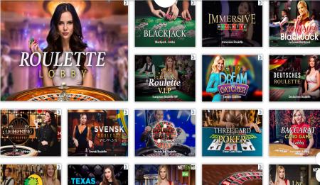 live casino hos sloty casino