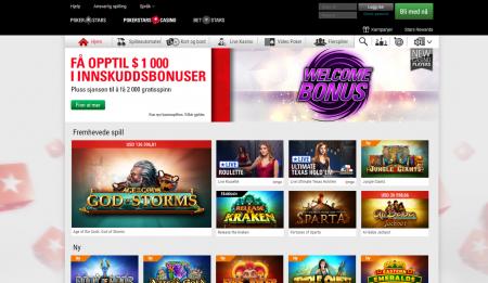 Pokerstars Casino omtale
