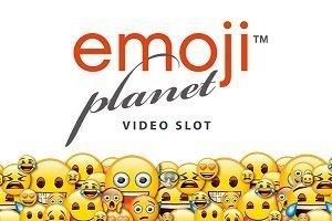 Emoji Planet Spilleautomat - NetEnt - Rizk Online Casino