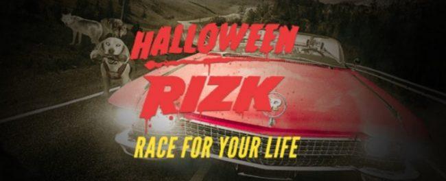 Halloween hos Rizk Casino
