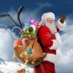 Få 2 gaver hver dag frem til jul hos NordicBet