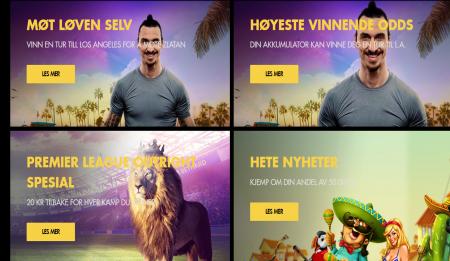 bethard et norsk casino og odds