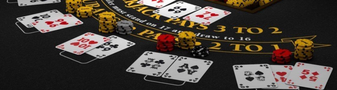 lær alt om blackjack og spill gratis tjueett her!