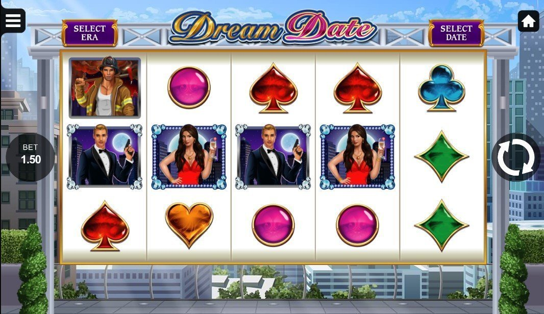 Microgaming Slot Dream Date