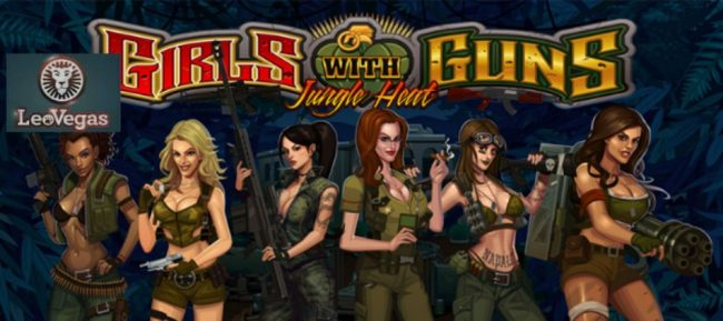 Girls with guns slot leo vegas