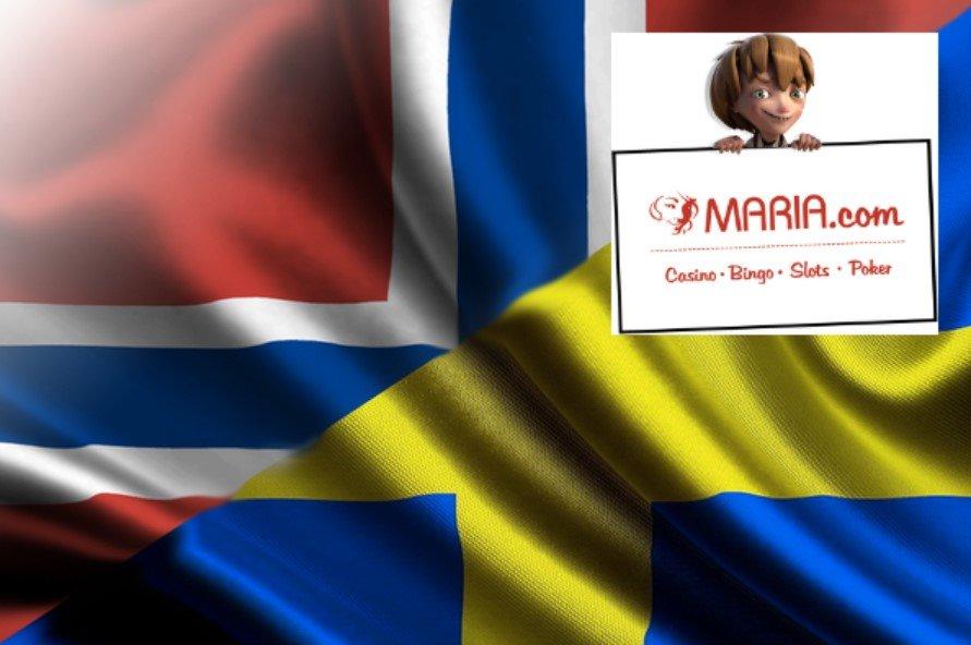 Maria Casino Norge mot Sverige