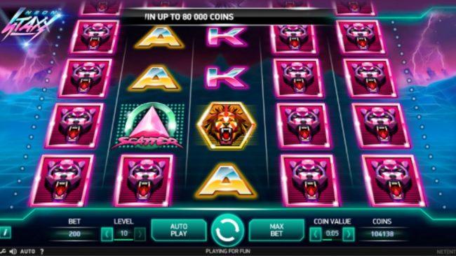 NeonStaxx Guts Casino