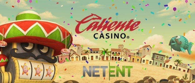 NetEnt Caliente Casino Partnerskap