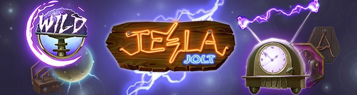 Tesla Jolt Slot Notlimit City