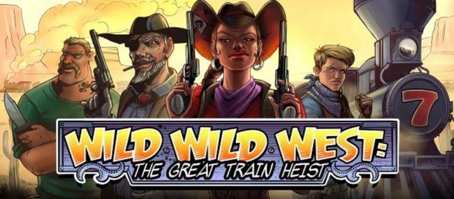 Wild Wild West NetEnt promo