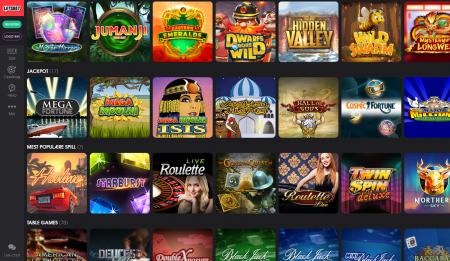bonus og tilbud hos letsbet casino