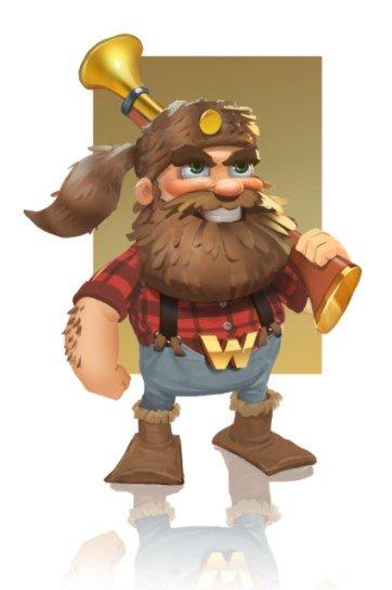 Dwarfs Gone Wild fra Quickspin Huntsman