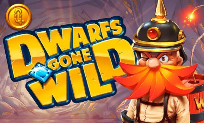 Dwarfs Gone Wild fra Quickspin