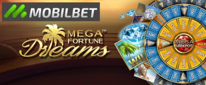 Mobilbet Mega Fortune
