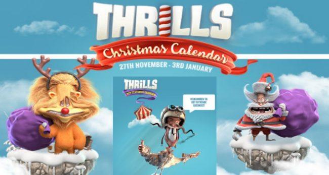 Thrills Julekalender