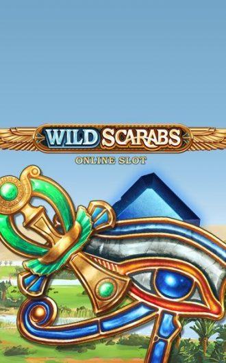 Wild sCarabs slot spilleautomat