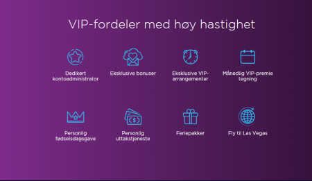 vip program hos genesis casino
