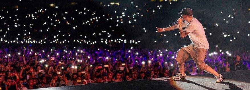 Vinn billetter til Eminem konsert med Rizk Casino 2