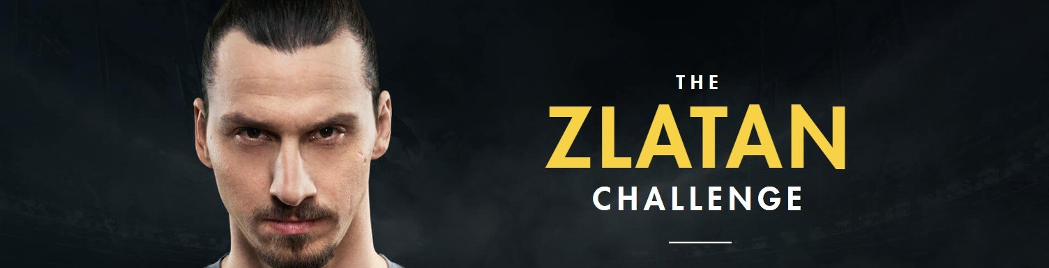 Zlatan Challenge VM - Vinn Rolex klokker og cash