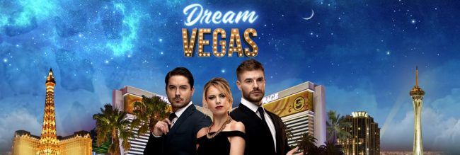 Dream Vegas Casino byr på bonuser, free spins og masse gode casinospill