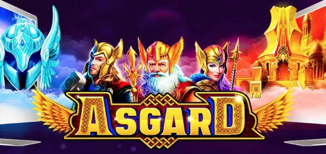 Asgard fra Pragmatic Play