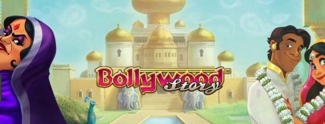 Bollywood story av netent banner