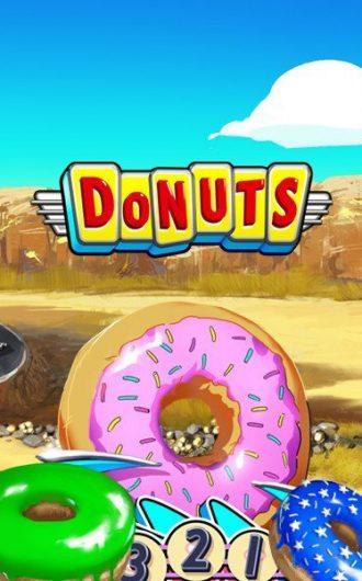 Donuts spilleautomat btg