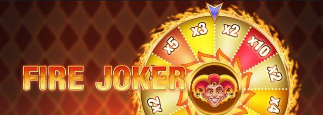 Fire Joker bonushjul