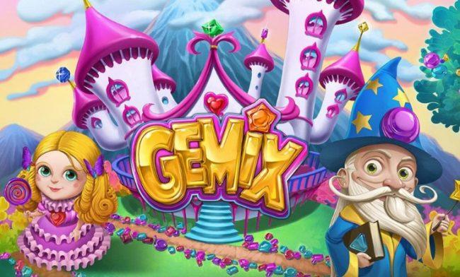 Gemix spilleautomat fra play n go