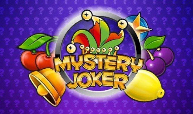 Mystery Joker play n go banner