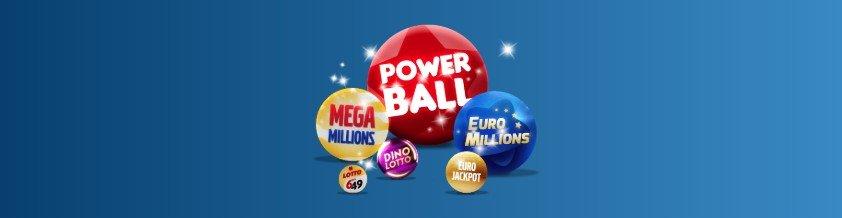 Spill store lotterier hos Euro Lotto
