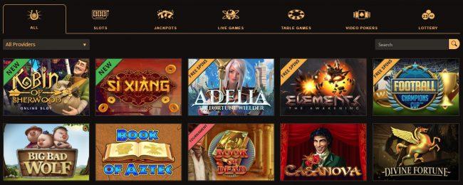 Spillutvalget hos Play Fortuna Casino