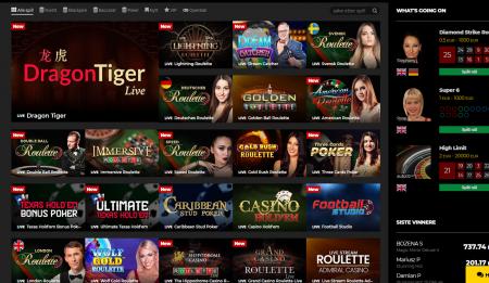 kampanjer og bonuser hos energy casino