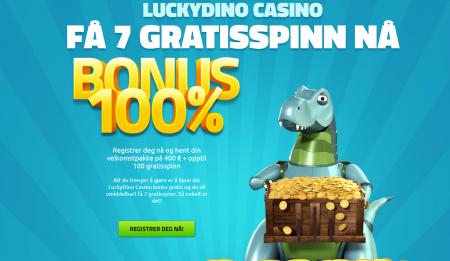 bonus hos lucky dino casino