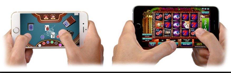 Spill casino på mobil hos Paddy Power
