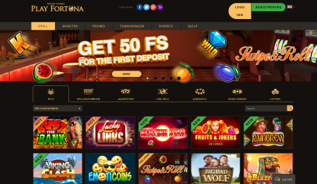 play fortuna casino omtale