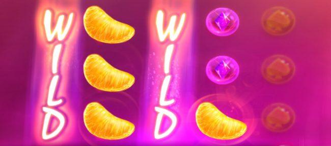 BerryBurst spilleautomat fra NetEnt 2