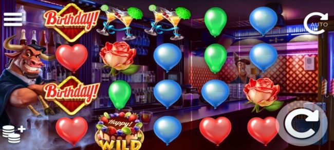 Birthday Spilleautomat fra ELK Studios 2