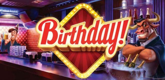 Birthday Spilleautomat fra ELK Studios