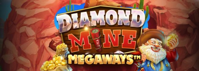Diamond Mine Big Time Gaming Spilleautomat 22