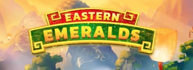 Eastern Emeralds Spilleautomat fra Quickspin