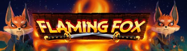 Flaming Fox Spilleautomat Red Tiger Gaming 2