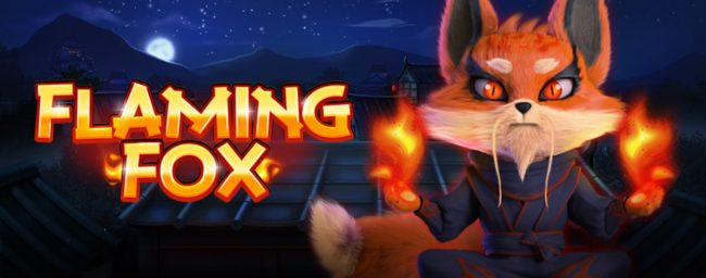 Flaming Fox Red Tiger Gaming