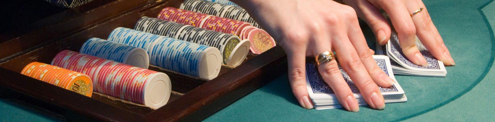 Pai Gow Poker strategi