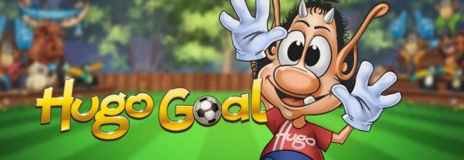 Hugo Goal spilleautomat Play n Go
