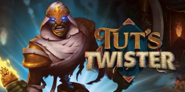 Tuts Twister Spilleautomat fra Yggdrasil