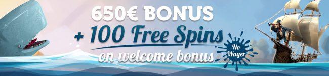 BonanzaGame Casino velkomstbonus