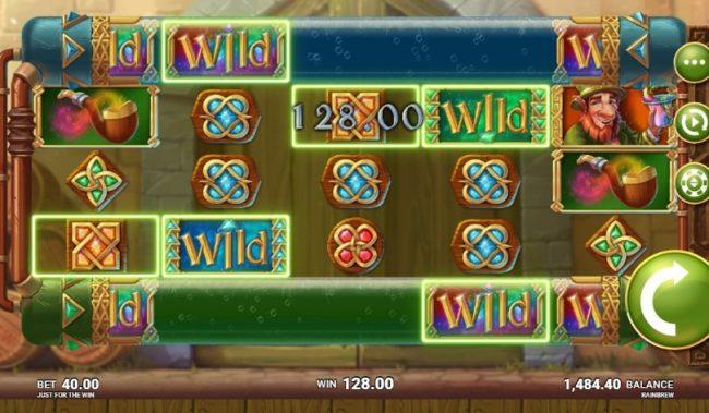 Rainbrew spilleautomat fra JFTW 2